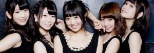 (left to right) Mayu, Moeka, Aizuki, Hisamatsu, and Ayaka