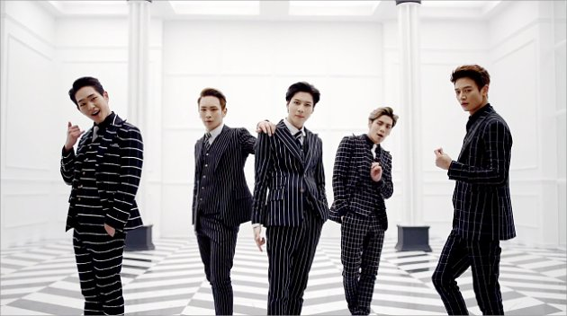 SHINee Want You For Their New Single – Ms  ThugBear