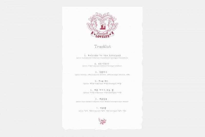 tracklistlovelyz